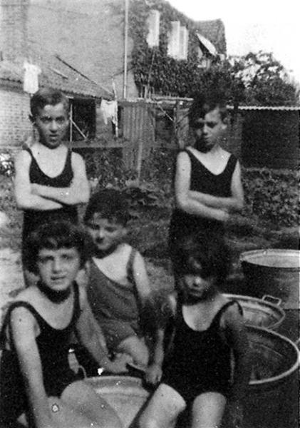 joodsommen  Kinderen Van der Hoek en De Lange